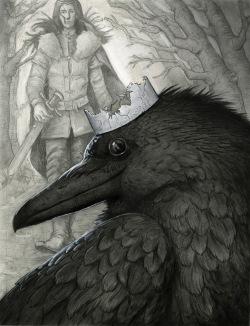 The Raven King Returns